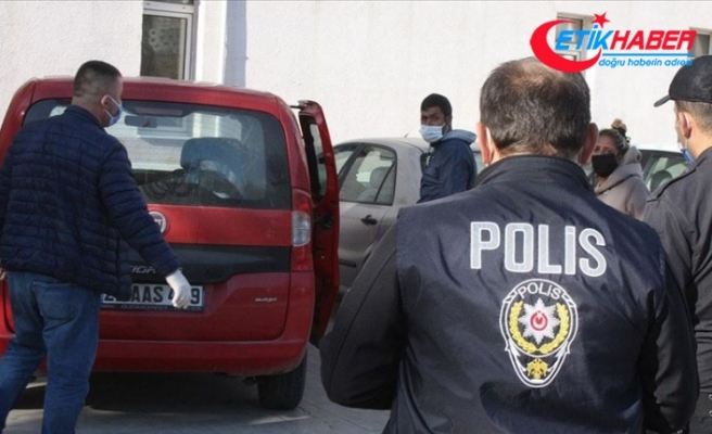 Edirne'de Kovid-19 tespit edilen kişi Nüfus Müdürlüğünde işlem yaparken yakalandı