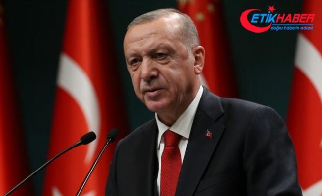 Erdoğan: Hafta sonları 10.00 ile 20.00 saatleri arası dışında sokağa çıkma sınırlaması uygulanacak