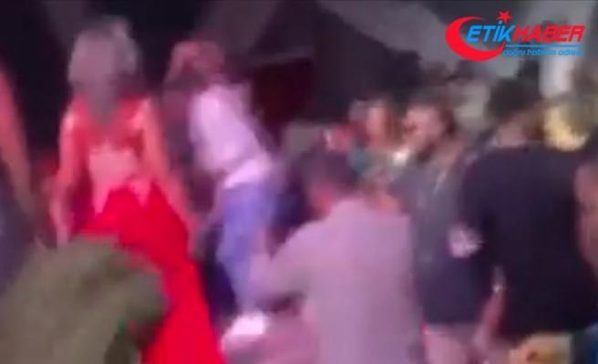 Esenyurt'ta güzellik yarışması düzenlenen eğlence mekanının sahibi gözaltına alındı