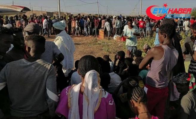 Etiyopya'da Tigray kuşatmasında 15'inci güne girildi