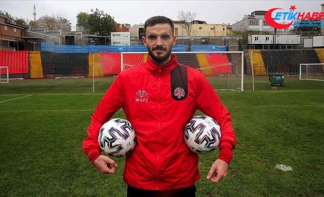 Fatih Karagümrük'ün Slovak futbolcusu Sabo: Hedefimiz Avrupa kupalarına katılmak