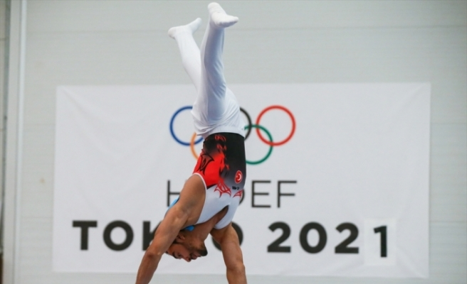 Ferhat Arıcan, yeni hareketini dünya cimnastik literatürüne yazdırmaya hazırlanıyor