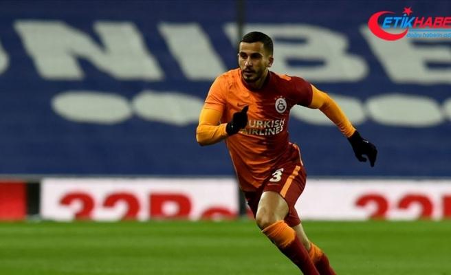 Galatasaraylı futbolcu Omar Elabdellaoui Kovid-19 testinin pozitif çıktığını açıkladı