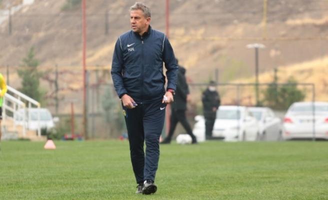"""Hamza Hamzaoğlu: """"İyi oynamadığımızın farkındayız"""""""