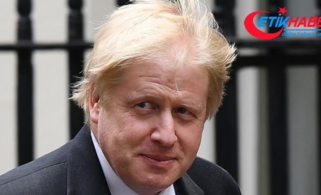 """İngiltere Başbakanı Johnson: """"ABD ile ortak çıkarlara sahibiz"""""""