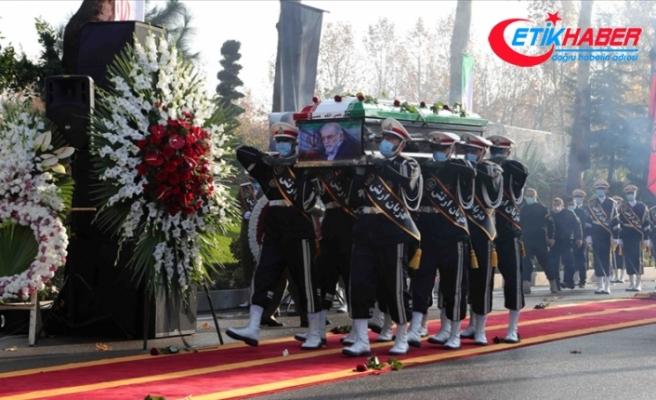 İran Savunma Bakanı Hatemi: Fahrizade'nin yolunu takip edeceğiz