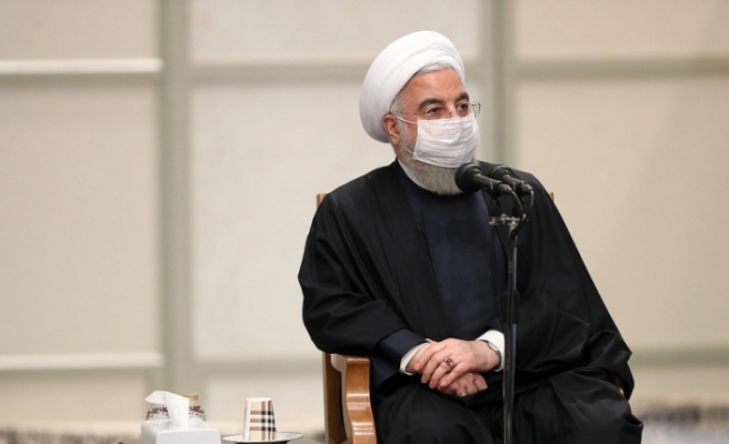 """Ruhani: """"Biden'ın gelişinden değil ama Trump'ın gidişinden memnunuz"""""""