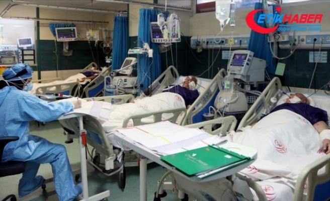 İran'da son 24 saatte 153 kişi Kovid-19'dan hayatını kaybetti