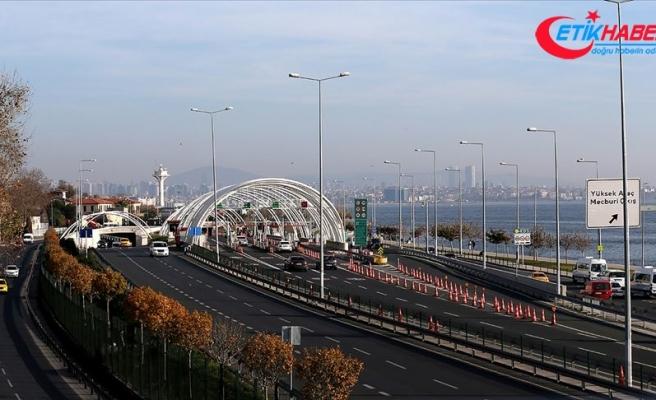 İstanbul'da Formula 1 nedeniyle bazı yollar trafiğe kapatılacak