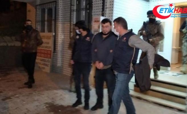 İstanbul'da gece yarısı 11 ilçede eş zamanlı DEAŞ operasyonu