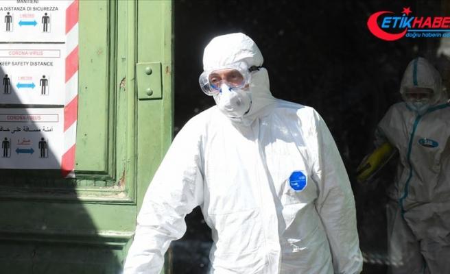 İtalya'da Kovid-19 salgınında sağlık sistemi alarm veriyor