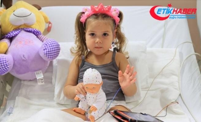 İzmir'deki depremde 91 saat sonra enkazdan çıkarılan Ayda'nın yoğun bakımdaki tedavisi sona erdi