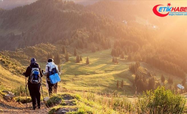 Kovid-19 sürecinde dağcılık yapmak isteyenlerin sayısı iki kat arttı