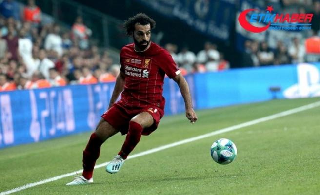 Liverpoollu futbolcu Salah'ın Kovid-19 testi ikinci kez pozitif çıktı