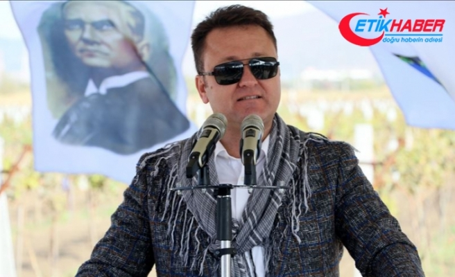 Menemen Belediye Başkanı Serdar Aksoy CHP'den istifa etti