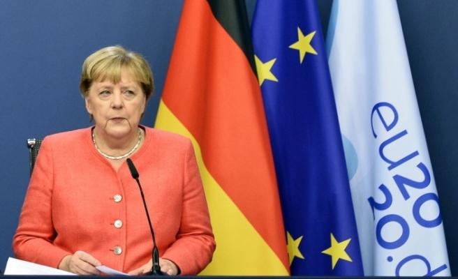 """Merkel: """"ABD, en önemli müttefikimiz"""""""