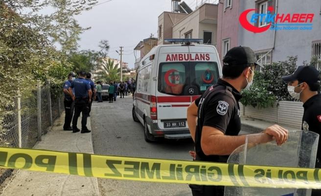 Mersin'de karısı ve iki akrabasını öldüren kişi intihar etti