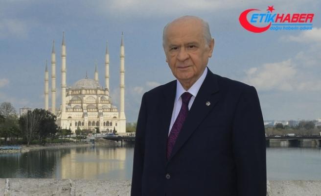 MHP Lideri Bahçeli: Türkiye Müslüman bir ülkedir. Bu manevi hakikat değişmeyecektir
