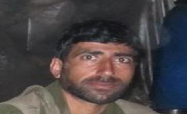 PKK'nın sözde Sincar gümrük sorumlusu İrfan Akcan etkisiz hale getirildi