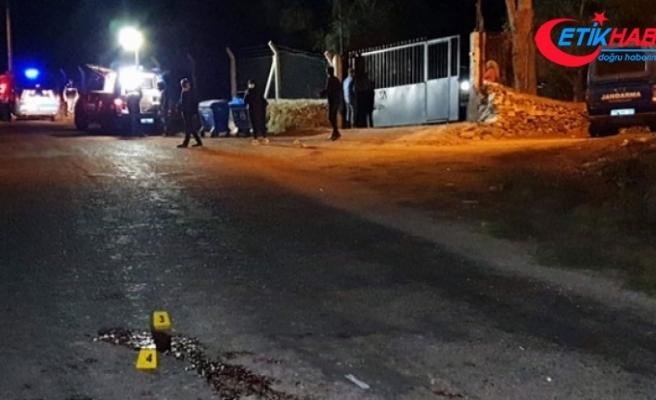 Nazilli'de silahlı kavgada kan aktı