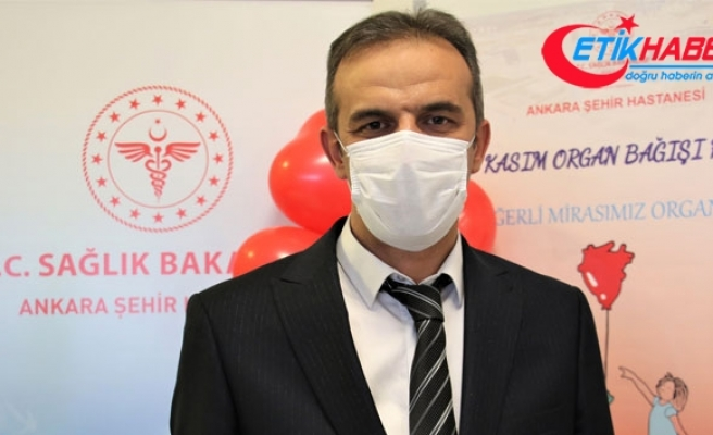 'Pandemi sürecinde de organ nakli yapmaya devam ettik'