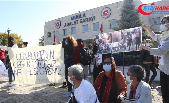 Pınar Gültekin cinayeti davasının görülmesine başlandı