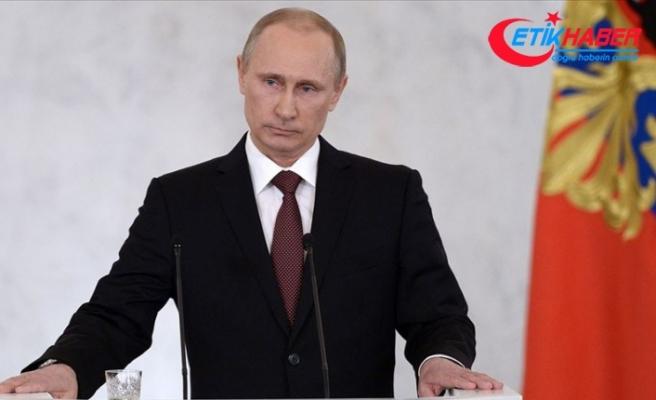 Rusya Devlet Başkanı Putin: Dağlık Karabağ'daki ateşkesin uzun vadeli barış sağlamasını umuyorum