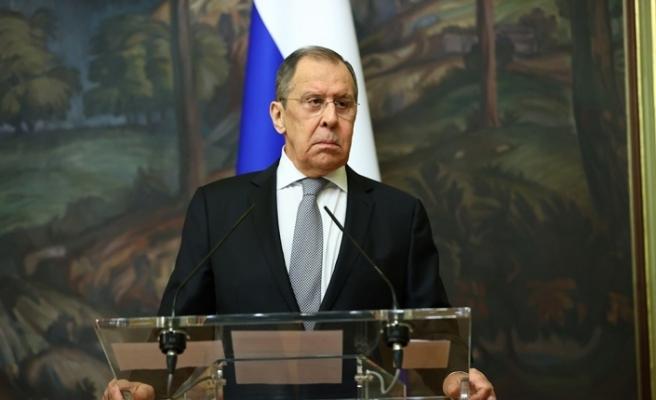 """Lavrov: """"Ermenistan Cumhurbaşkanı ve Başbakanı anlaşmaya bağlılıklarını teyit etti"""""""