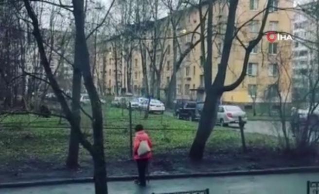 Rusya'da bir baba 6 çocuğunu rehin aldı
