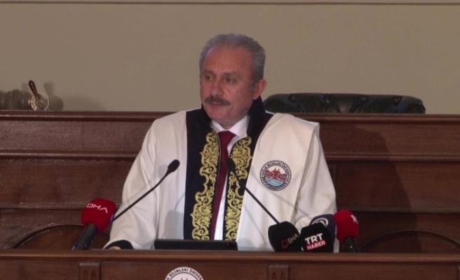 """Şentop: """"Ermenistan, Yukarı Karabağ meselesini bir bölgesel krize dönüştürmek için gayret ediyor"""""""