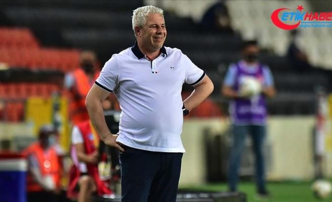 Gaziantep FK Teknik Direktörü Sumudica, kariyer rekorunu geliştiriyor