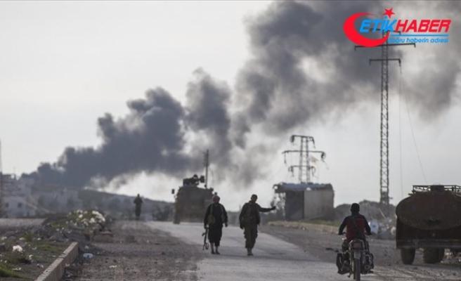 Suriye'nin kuzeyindeki Bab ilçesinde patlama: 3 ölü