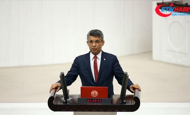 TBMM Güvenlik ve İstihbarat Komisyonu Başkanlığına AK Partili Mehmet Altay seçildi