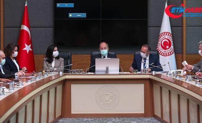 TBMM Sağlık Komisyonu Meclisin Kovid-19 sürecindeki çalışma şartlarını ele alacak
