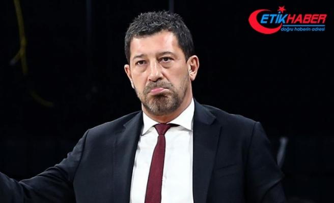 Türkiye Basketbol Federasyonu: Başantrenör Ufuk Sarıca ile yollar ayrıldı