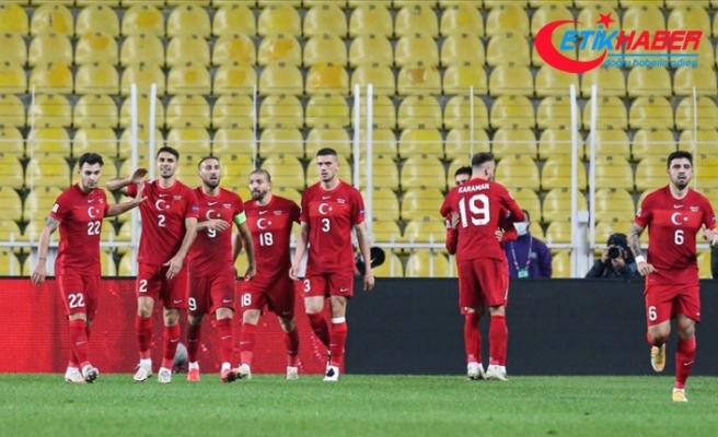 Türkiye, UEFA Uluslar Ligi'ndeki son maçında Macaristan karşısında