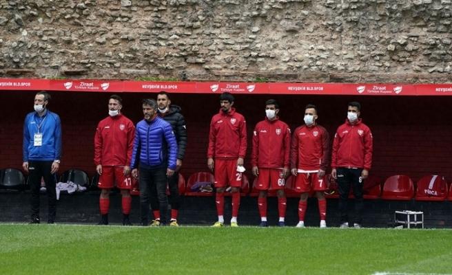 Türkiye Kupası: Fatih Karagümrük: 2 - Nevşehir Belediyespor: 2