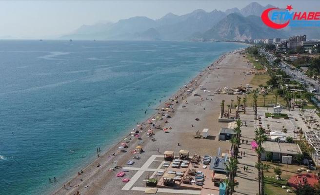 Ukraynalı turistlerin tercihi Antalya oldu