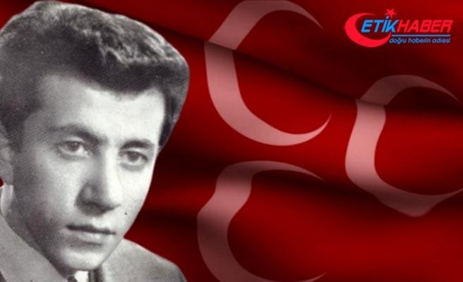 Ülkücü şehit Dursun Önkuzu'nun adı Gazi Üniversitesi'nde yaşayacak