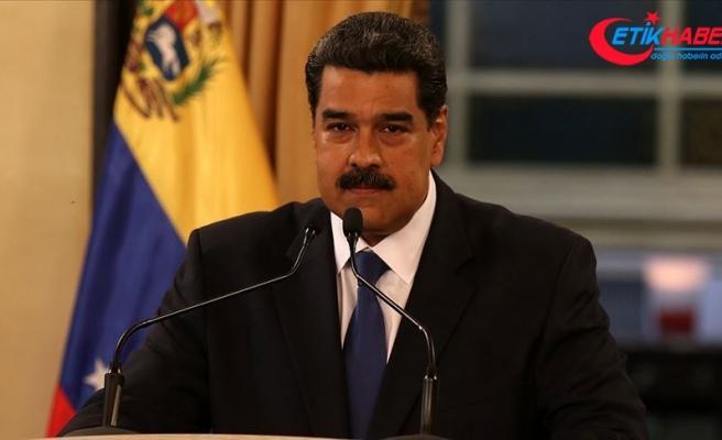Venezuela Devlet Başkanı Maduro'dan Joe Biden'a 'diyaloğa hazırız' mesajı