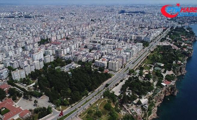 Türkiye'de kasımda 112 bin 483 konut satışı gerçekleşti