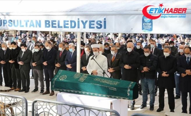 Yazar Ahmet Kekeç son yolculuğuna uğurlandı