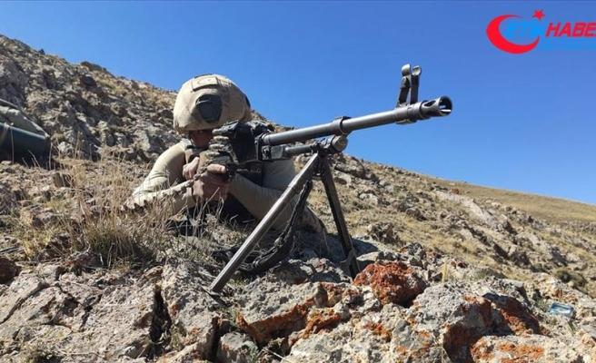 PKK terör örgütünden kaçan 1'i 'gri' kategorideki 5 terörist güvenlik güçlerine teslim oldu