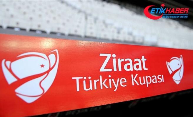 Ziraat Türkiye Kupası'nda 3. tur maçları başlıyor