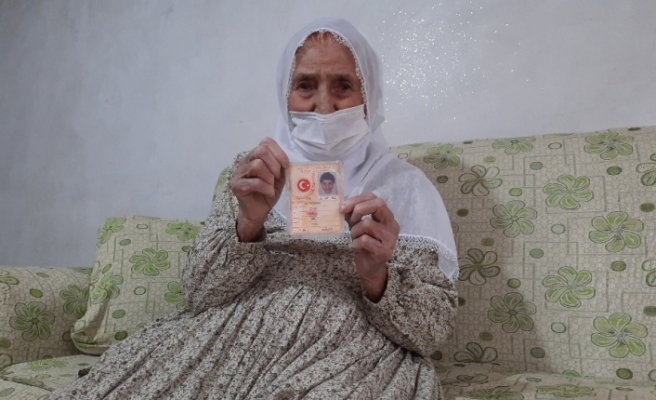 103 yaşındaki Emine nine İspanyol gribinden sonra korona virüsü de yendi