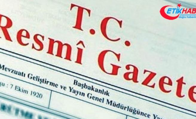 Adalet Bakanlığının 11 bin 484 yeni personel alımı ilanı Resmi Gazete'de yayımlandı