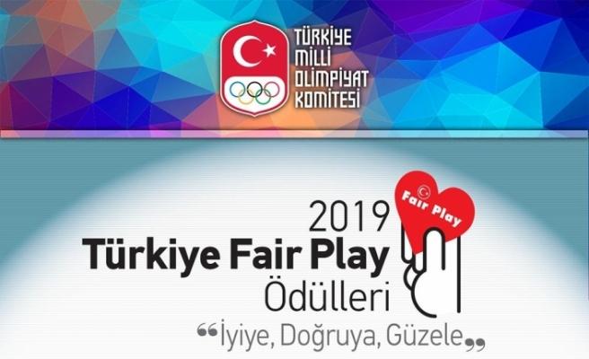 2019 Türkiye Fair Play Ödülleri'nin sahipleri belli oldu