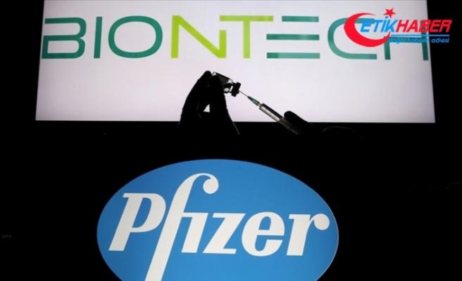 ABD Biontech/Pfizer ile 100 milyon doz daha Kovid-19 aşısı almak için anlaşmaya vardı