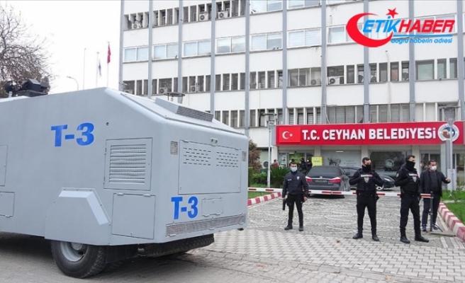 Adana'nın Ceyhan ilçesinde rüşvet operasyonu: 23 gözaltı kararı