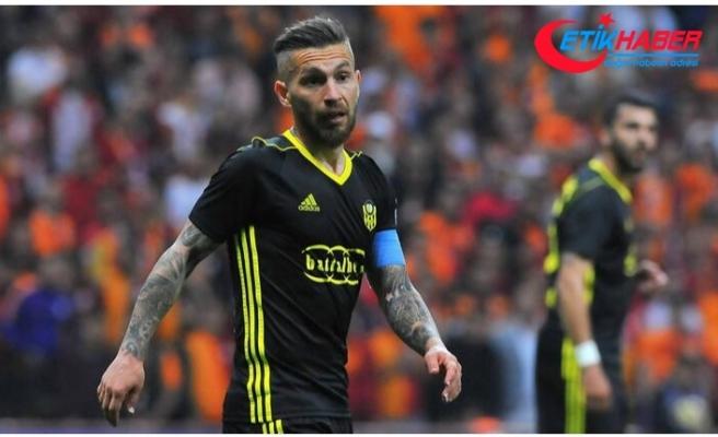 Adem Büyük, ikinci döneminde Yeni Malatyaspor'un en golcüsü oldu